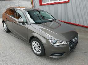 Audi A3 Sportback 1,6 TDI Neumodell *NAVI*TEMPOMAT*PDC* bei Gebrauchtwagen – Top Preise – Fair – Kompetent – Erfahren – Termintreu in Oberkappl   Oberösterreich
