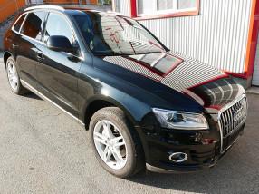 Audi Q5 3,0 TDI quattro S-tronic Facelift *Standheizung*Xenon*Alcantaraleder-Sportsitze*Sitzheizung*NAVI* bei Gebrauchtwagen – Top Preise – Fair – Kompetent – Erfahren – Termintreu in Oberkappl | Oberösterreich