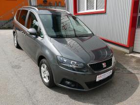 Seat Alhambra Style 2,0 TDI *NAVI*Tempomat*Einparkhilfe vo+hi* bei Gebrauchtwagen – Top Preise – Fair – Kompetent – Erfahren – Termintreu in Oberkappl | Oberösterreich