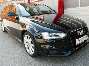 Audi A4 Avant 2,0 TDI *S-LINE* *XENON*SITZHEIZUNG*NAVI* bei Gebrauchtwagen – Top Preise – Fair – Kompetent – Erfahren – Termintreu in Oberkappl | Oberösterreich