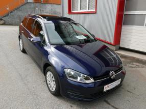 VW Golf VII Variant BMT 1,6 TDI *NAVI*Tempomat*Panoramadach* bei Gebrauchtwagen – Top Preise – Fair – Kompetent – Erfahren – Termintreu in Oberkappl | Oberösterreich