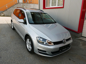 VW Golf VII Variant Comfortline 1,6 TDI *NAVI*Teilledersitze*Tempomat+Speed Limiter* bei Gebrauchtwagen – Top Preise – Fair – Kompetent – Erfahren – Termintreu in Oberkappl | Oberösterreich