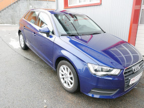 Audi A3 SB Attraction 1,6 TDI DPF *NAVI*PDC*MF-Lenkrad* bei BM || KFZ Baumgartner in
