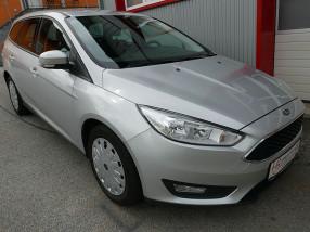 Ford Focus Traveller 1,5 TDCi  Business NEUMODELL *NAVI*TEMPOMAT*MF-Lenkrad* bei BM || KFZ Baumgartner in