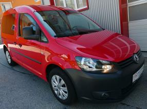 VW Caddy Kombi 1,6 TDI 5-Sitzer *NAVI*Tempomat*2 Schiebetüren* bei BM || KFZ Baumgartner in