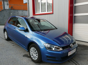 VW Golf VII 1,6 BMT TDI 5-türig *NAVI*TEMPOMAT*PDC vo/hi*ACC* bei BM || KFZ Baumgartner in