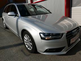 Audi A4 Avant 2,0 TDI *NAVI*Sitzheizung*Tempomat*Heckklappe elektr.* bei BM || KFZ Baumgartner in