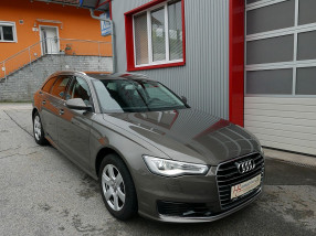 Audi A6 Avant 3,0 TDI Quattro S-tronic Automatik Facelift *XENON*ACC*NAVI*TEMPOMAT* bei BM || KFZ Baumgartner in