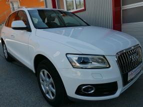 Audi Q5 2,0 TDI quattro *8-Fach ALU*XENON*NAVI*TEMPOMAT*SITZHEIZUNG* bei BM || KFZ Baumgartner in