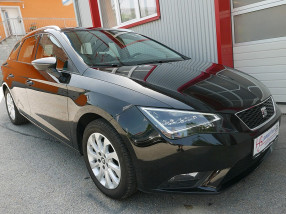 Seat Leon ST Style 2,0 TDI *8-Fach*LED/XENON Scheinwerfer*NAVI*Tempomat*PDC vo/hi*Sitzheizung* bei BM || KFZ Baumgartner in