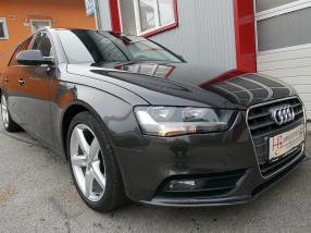 Audi A4 Avant 2,0 TDI *Alcantarasportsitze*ALU 18 Zoll*NAVI*AHK*Elektr. Heckklappe*Sitzheizung bei BM || KFZ Baumgartner in