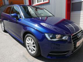 Audi A3 SB Ultra 1,6 TDI *NAVI*Tempomat*MF-Lenkrad*PDC hinten* bei BM || KFZ Baumgartner in