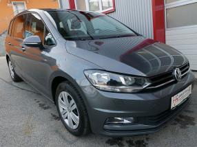 VW Touran 1,6  TDI *8-Fach*NAVI*Fernlichtassistent*Sitzheizung*Tempomat* Trendline bei BM || KFZ Baumgartner in