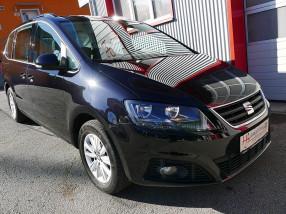 Seat Alhambra Style 2,0 TDI DSG *NAVI*Rückfahrkamera*Sitzheizung*WSS Beheizbar* bei BM    KFZ Baumgartner in