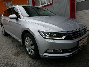 VW Passat Variant Comfortline 2,0 TDI *LED*NAVI*ACC*Rückfahrkamera* bei BM || KFZ Baumgartner in