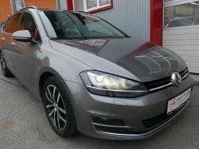 VW Golf Variant Highline 1,6 TDI *Alcantara*XENON*NAVI*ACC* bei BM || KFZ Baumgartner in