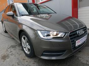 Audi A3 SB 1,6 TDI *NAVI*Ledersitze*TEMPOMAT*SITZHEIZUNG* bei BM || KFZ Baumgartner in