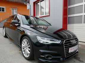 Audi A6 Avant 3,0 TDI Quattro S-tronic *3xS-LINE*Matrix LED*AHK*BOSE* bei BM || KFZ Baumgartner in