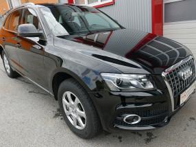 Audi Q5 2,0 TDI quattro *Xenon*Navi*Sportsitze*PDC vo+hi*Tempomat* bei BM || KFZ Baumgartner in