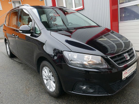 Seat Alhambra Style 2,0 TDI DSG *NAVI*Rückfahrkamera*Sitzheizung*WSS Beheizbar* bei BM || KFZ Baumgartner in