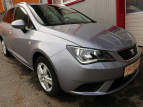 Seat Ibiza ST Style 1,4 TDI *8-Fach*NAVI*Sitzheizung*PDC*Licht-/Regensensor* bei BM || KFZ Baumgartner in
