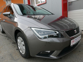 Seat Leon ST Style 1,6 TDI DSG *LED*NAVI*AHK*Ledersportsitze*ACC*SITZHEIZUNG*PDC* bei BM || KFZ Baumgartner in
