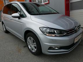 VW Touran Comfortline 1,6 TDI DSG *NAVI*Tempomat*Sitzheizung*Elektr. Heckklappe* bei BM || KFZ Baumgartner in