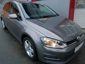 VW Golf VII 5-türig 1,6 TDI *NAVI groß*Teilleder*Sitzheizung*Massagesitz*TEMPOMAT*PDC vo/hi* bei BM || KFZ Baumgartner in