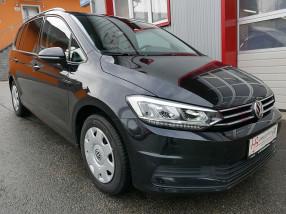 VW Touran Comfortline 2,0 TDI DSG LED*NAVI*Standheizung*ACC*PDC vo/hi* bei BM || KFZ Baumgartner in