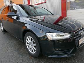 Audi A4 Avant 2,0 TDI *XENON*NAVI*AHK*Ledersportsitze*SITZHEIZUNG* bei BM || KFZ Baumgartner in
