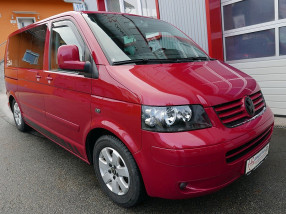 VW Multivan 2,5 TDI *NAVI*Sitzheizung*Klima* bei BM || KFZ Baumgartner in