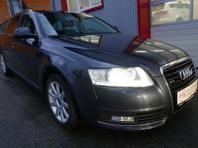 Audi A6 Avant 3,0 TDI QUATTRO *XENON*NAVI*LEDER*Schiebedach*Elektr.Heckklappe* bei BM || KFZ Baumgartner in