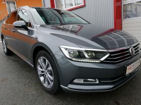VW Passat Variant Highline 2,0 TDI DSG *LED*ACC*NAVI*Alcantara-Sportsitze* bei BM || KFZ Baumgartner in