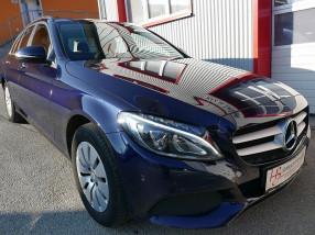 Mercedes-Benz C 200 2,2CDI Aut. *LED*NAVI*AHK*Sportsitze*Sitzheizung*Tempomat* bei BM || KFZ Baumgartner in