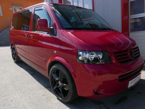 VW T5 Multivan 2,5 TDI *20Zoll*NAVI*Sitzheizung*Rückfahrkamera*Klima* bei BM || KFZ Baumgartner in