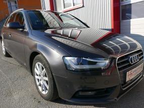 Audi A4 Avant 2,0 TDI *XENON*NAVI*ACC*LEDER*Sitzheizung*Sportsitze* bei BM || KFZ Baumgartner in