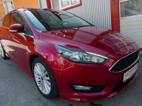 Ford Focus 2,0 TDCi *Titanium Individual*NAVI*Sportsitze*Sitzheizung*Rückfahrkamera* bei BM || KFZ Baumgartner in