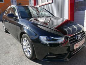 Audi A4 Avant 2,0 TDI *XENON*NAVI*LEDER*Sitzheizung*Sportsitze* bei BM || KFZ Baumgartner in