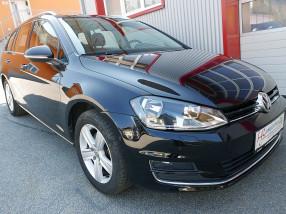 VW Golf VII Variant Highline 1,6 TDI *NAVI*ACC*PANO*PDC*Ledersportsitze* bei BM || KFZ Baumgartner in