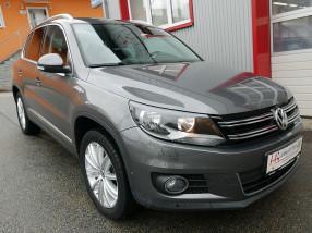VW Tiguan 2,0 TDI *AHK*Alcantara*Sitzheizung*PDC vo/hi*Tempomat* bei BM || KFZ Baumgartner in
