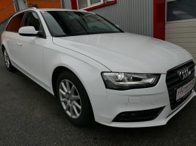 Audi A4 Avant 2,0 TDI *XENON*NAVI*AHK*Elektr.Heckklappe* bei BM    KFZ Baumgartner in