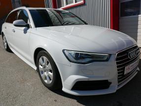 Audi A6 Avant 2,0 TDI *S-Sportlenkrad*XENON*NAVI*PANO*SITZHEIZUNG* bei BM    KFZ Baumgartner in
