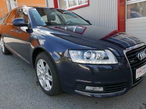 Audi A6 Avant 3,0 TDI QUATTRO *XENON*NAVI*LEDER*Schiebedach*Elektr Heckklappe*8- Fach Bereift* bei BM    KFZ Baumgartner in