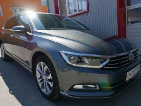 VW Passat Variant Highline 2,0 TDI DSG *LED*ACC*NAVI*Alcantara-Sportsitze* bei BM    KFZ Baumgartner in