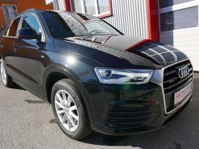Audi Q3 2,0 TDI quattro S-line *XENON*NAVI*Ledersitze*SITZHEIZUNG* bei BM    KFZ Baumgartner in