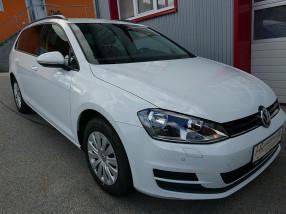 VW Golf VII Variant 1,6 TDI *NAVI*Sitzheizung*TEMPOMAT*PDC vo/hi*Fernlichtassistent* Trendline bei BM || KFZ Baumgartner in