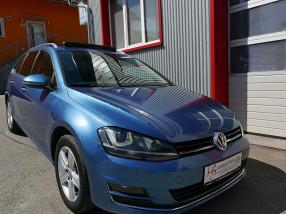VW Golf VII Variant Highline BMT 1,6 TDI *LED/XENON*ACC*PANO*Rückfahrkamera* bei BM || KFZ Baumgartner in