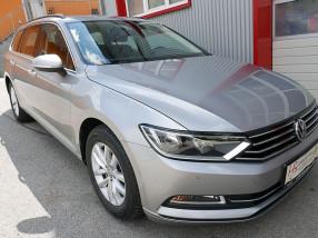 VW Passat Variant Comfortline 2,0 TDI DSG *NAVI*AHK*ACC*Sitzheizung*PDCvo/hi* bei BM || KFZ Baumgartner in