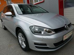 VW Golf VII Variant CL 1,6 TDI 4Motion *NAVI*AHK*Standheizung*Teilledersportsitze* Comfortline bei BM || KFZ Baumgartner in
