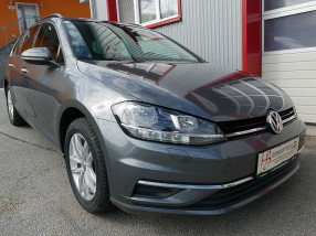 VW Golf VII Variant CL 1,6 TDI DSG Facelift *NAVI*ACC*Alcantara*PDC vo/hi* Comfortline bei BM || KFZ Baumgartner in